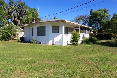 Polk County Single Family Home For Sale: 861 Avenue H NE
