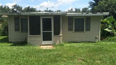 Bartow Single Family Home For Sale: 312 Bartow Road S