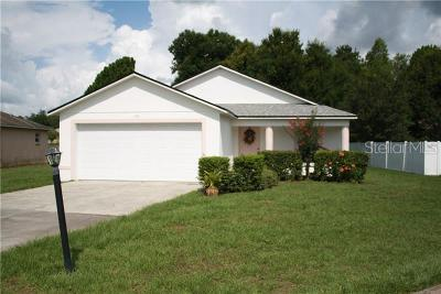 Auburndale Single Family Home For Sale: 152 Eagle Point Boulevard