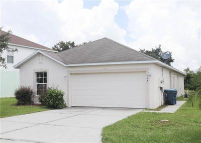 Winter Haven Single Family Home For Sale: 2661 Whispering Trails Drive