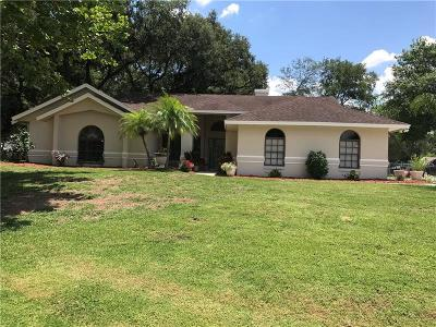 Winter Haven Single Family Home For Sale: 4346 Thomas Wood Lane E