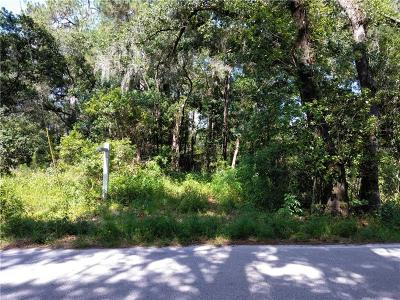 Lakeland Residential Lots & Land For Sale: 10845 Sherrouse Road