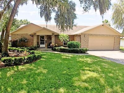Lakeland Single Family Home For Sale: 1541 Yeomans Path