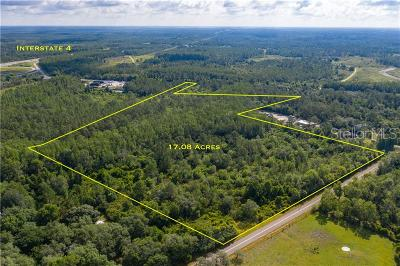 Polk City Residential Lots & Land For Sale: Old Polk City Road