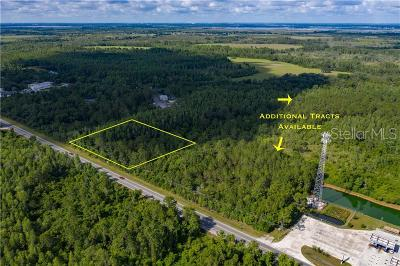 Polk City Residential Lots & Land For Sale: 2272 County Road 557