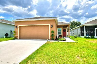 Winter Haven Single Family Home For Sale: 2925 Whispering Trails Drive