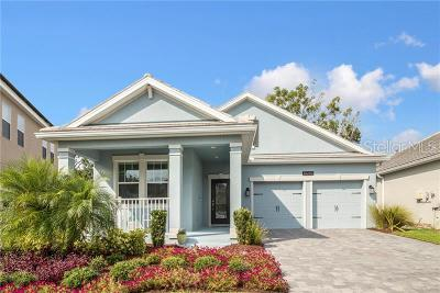 Orlando Single Family Home For Sale: 10243 Authors Way
