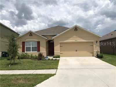 Lakeland Single Family Home For Sale: 2316 Silver View Drive