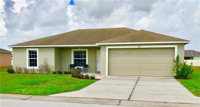 Winter Haven Single Family Home For Sale: 259 Lake Eloise Pointe Boulevard
