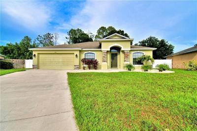 Auburndale Single Family Home For Sale: 815 Auburn Preserve Boulevard