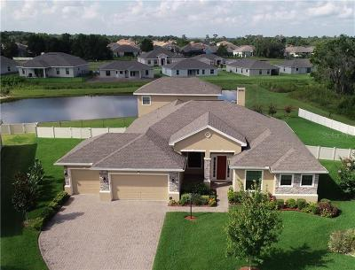 Lakeland Single Family Home For Sale: 1455 Silver Leaf Drive