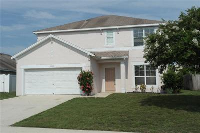 Winter Haven Single Family Home For Sale: 2806 Shumard Street