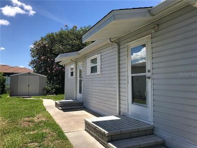 Winter Haven Mobile/Manufactured For Sale: 9705 Lake Bess Road #1024