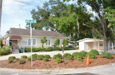 Winter Haven Commercial For Sale: 251 1st Street S