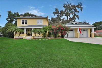 Winter Haven Single Family Home For Sale: 1896 Eloise Loop Road
