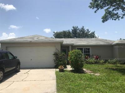 Palm Bay Single Family Home For Sale: 3094 Suntan Court SE