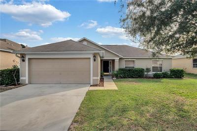 Winter Haven Single Family Home For Sale: 4019 Oak Preserve Drive