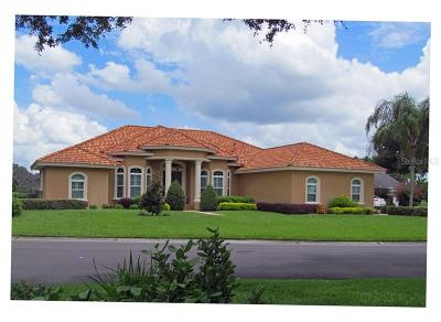 Winter Haven Single Family Home For Sale: 237 McLean Point