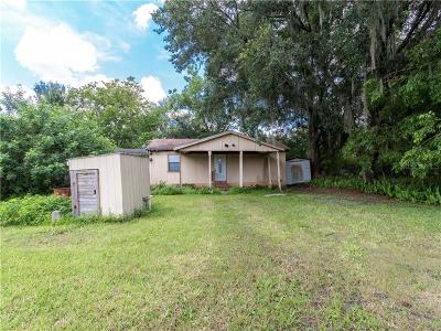 Auburndale Single Family Home For Sale: 2206 Shirah Road
