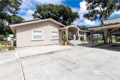 Auburndale Single Family Home For Sale: 2498 Hebb Road