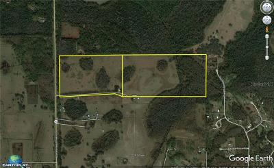 Polk City Residential Lots & Land For Sale: 12721 Commonwealth Avenue N