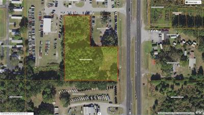 Lakeland Residential Lots & Land For Sale: 8010 Us Highway 98 N