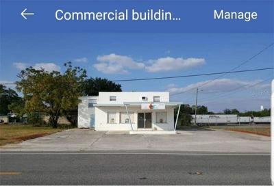 Auburndale Commercial For Sale: 1498 W Derby Avenue