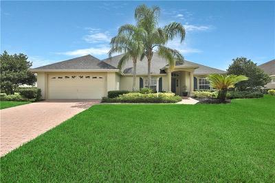 Winter Haven Single Family Home For Sale: 1843 Woodpointe Drive