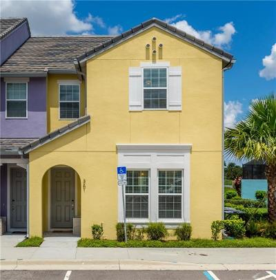 Townhouse For Sale: 361 Captiva Drive