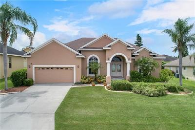 Lakeland Single Family Home For Sale: 2677 Hickory View Loop