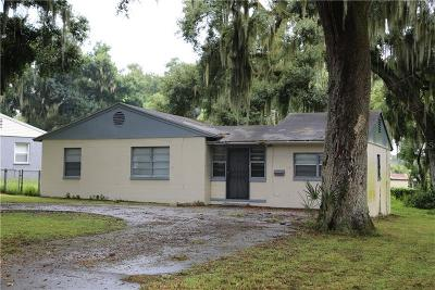 Bartow Single Family Home For Sale: 885 S Lakeview Avenue