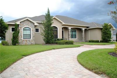 Winter Haven Single Family Home For Sale: 1822 Woodpointe Drive