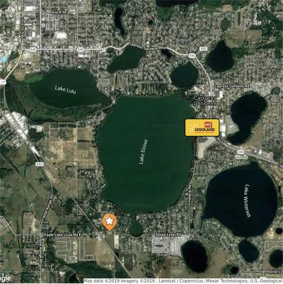Winter Haven Residential Lots & Land For Sale: 0 Eagle Lake Loop Road