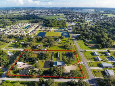 Winter Haven Multi Family Home For Sale: 5123 Spirit Lake Road