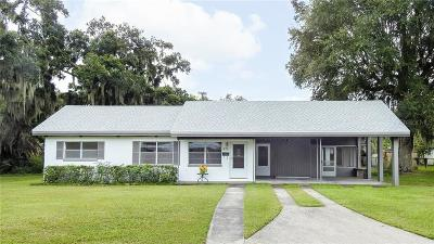 Bartow Single Family Home For Sale: 875 W McLeod Street