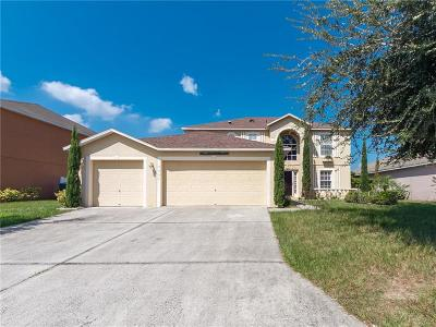 Winter Haven Single Family Home For Sale: 5896 Royal Hills Circle