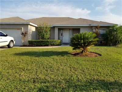 Clermont, Davenport, Haines City, Winter Haven, Kissimmee, Poinciana Single Family Home For Sale: 279 Cloverdale Road