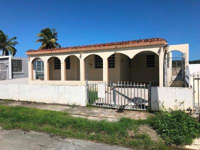 Single Family Home For Sale: Calle 15 Calle 15 #L-19