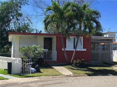 Mayaguez PR Single Family Home For Sale: $85,000