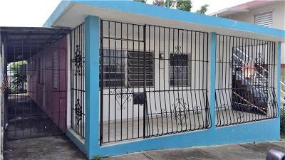 Trujillo Alto PR Single Family Home For Sale: $50,000