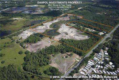 Davenport Residential Lots & Land For Sale: 3625 Hwy 17 92 N