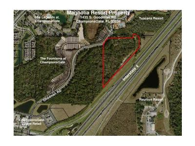 Davenport Residential Lots & Land For Sale: 1435 S Goodman Road