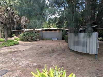 Sarasota Single Family Home For Sale: 4959 Commonwealth Drive