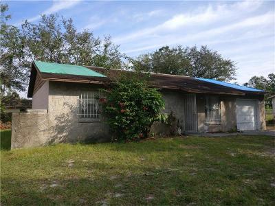 Apopka Single Family Home For Sale: 319 W 17th Street