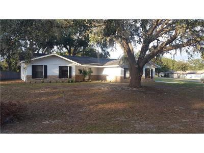 Leesburg Single Family Home For Sale: 9700 Mark Lane