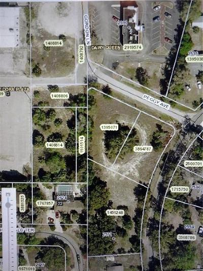 Mount Dora Residential Lots & Land For Sale: Peggy Avenue