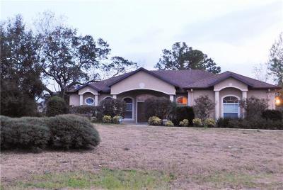 Deltona Single Family Home For Sale: 2891 Earlshire Court