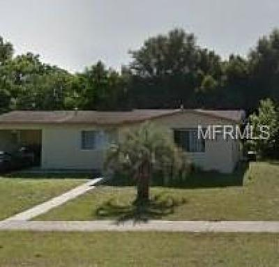 Deltona Single Family Home For Sale: 1515 N Normandy Boulevard