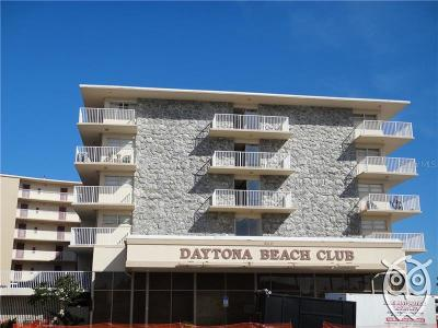 Daytona Condo For Sale: 800 N Atlantic Avenue #525