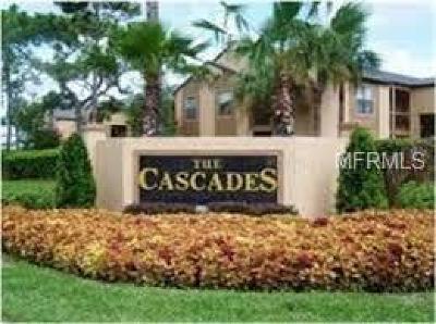 Kissimmee Condo For Sale: 2201 Cascades Boulevard #108